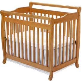 Million Dollar Baby Mini Emily Crib