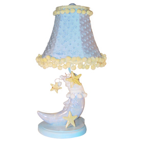 Moon And Star Lamp