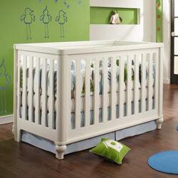 Brio Convertible Crib
