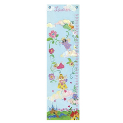 Oopsy Daisy/No Boundaries Fairy Princess Growth Chart