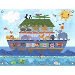 Oopsy Daisy/No Boundaries Noah's Ark Canvas Art