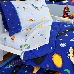 Olive Kids Out Of This World Toddler Bedding
