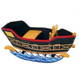 Guidecraft usa Pirate Ship Rocker