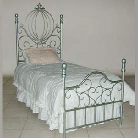 Princess Iron Bed