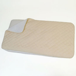 Cotton Flat Crib Pad