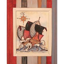 Pirate Ship Artwork
