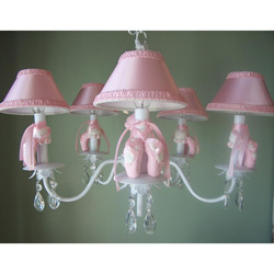 Ballerina Princess Chandelier