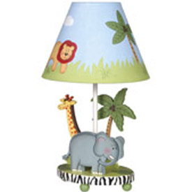 Guidecraft usa Safari Table Lamp