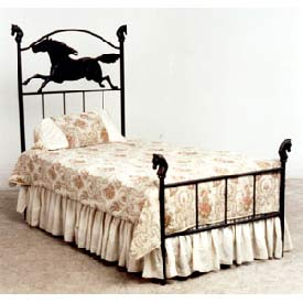 Corsican Western Bed