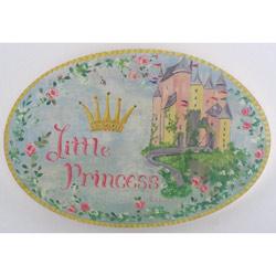 Little Princess Plaque