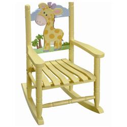 Teamson Giraffe Child's Rocking Chair