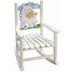 Teamson Zebra Child's Rocking Chair