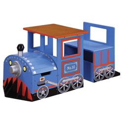 Teamson Train Writing Table