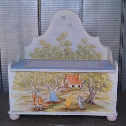 Storytime Toy Box