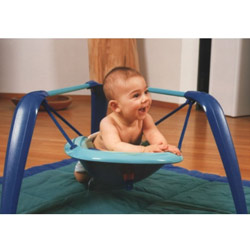 Tummy Time Swing