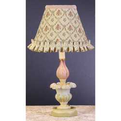 Multi Colored Tulip Lamp