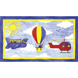 Art4Kids/Creative Images Big Flyin' Wall Art