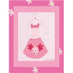 Art4Kids/Creative Images Little Pink Dress I Wall Art
