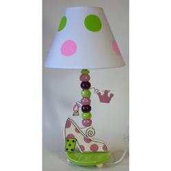 High Heel Shoe Lamp