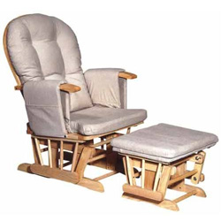 Angel Line Grand Glider with Ottoman
