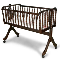 Jenny Lind Baby Cradle