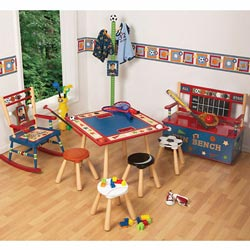 Levels Of Discovery All Star Sports Kids Furniture