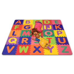 ABC Foam Play Mat