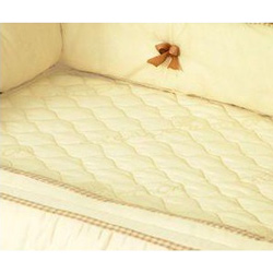 Mini Cosleeper Organic Mattress