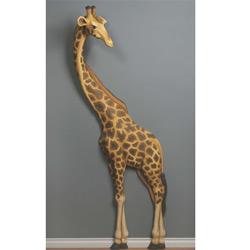 3D Adult Giraffe