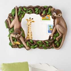 3D Monkey Mirror