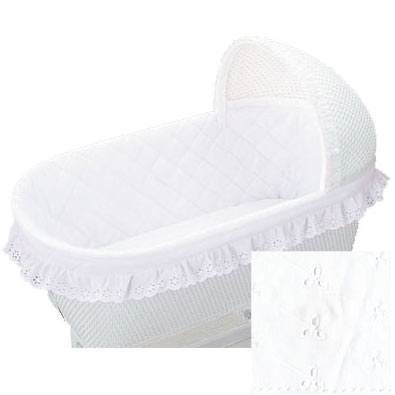 Baby Doll Bassinet Bumper