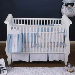 Baby Doll Baby Star Crib Bedding Set