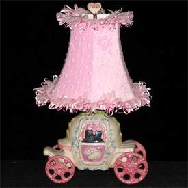 Going To The Ball Lamp