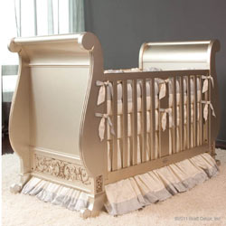 Bratt Decor Chelsea Baby Crib