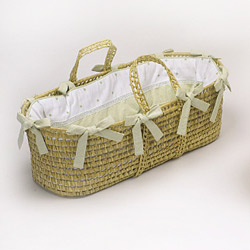 Baby Doll Heaven Sent Moses Basket
