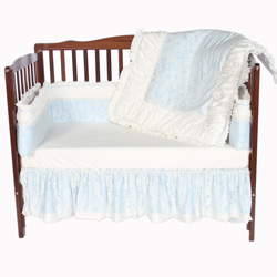 Baby Doll Baby Flower Crib Bedding