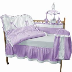 Baby Doll Marianne Crib Bedding Set