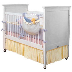 Classic Colors Porta Crib Bedding Set