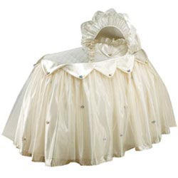 Cream Dream Bassinet Set