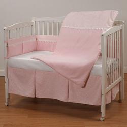 Baby Doll Supremacy Porta Crib Bedding