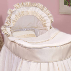 Sensation Bassinet Pillow & Blanket