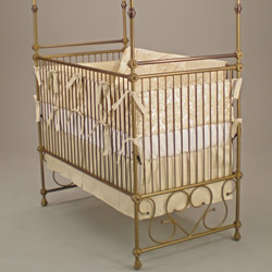 Additional Heirloom Crib Sheet