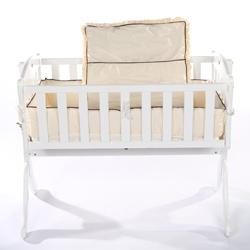 Baby Doll Organic Cradle Bedding