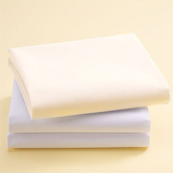 Cradle Cotton Sheets - Set of 12