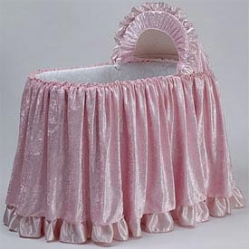 Baby Doll Vintage Velvet Set of 2 Sheets