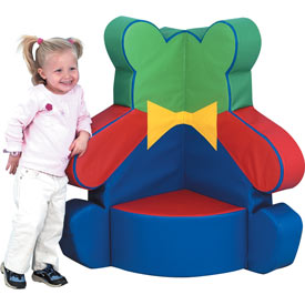 Toddler Corner Bear Throne