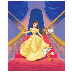 Belle - Getting To Know You Wall Art