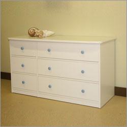 Berg Furniture Sierra Double Dresser