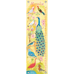 Oopsy Daisy/No Boundaries Birds Growth Chart