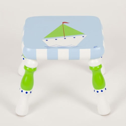 Sailing Sailboat Stool